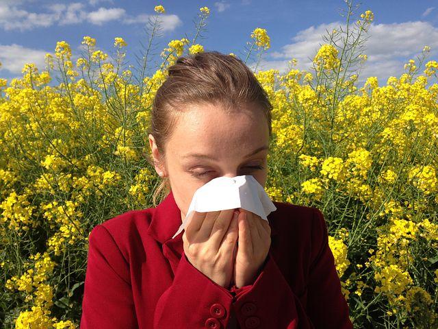 RA en seizoensgebonden allergieën