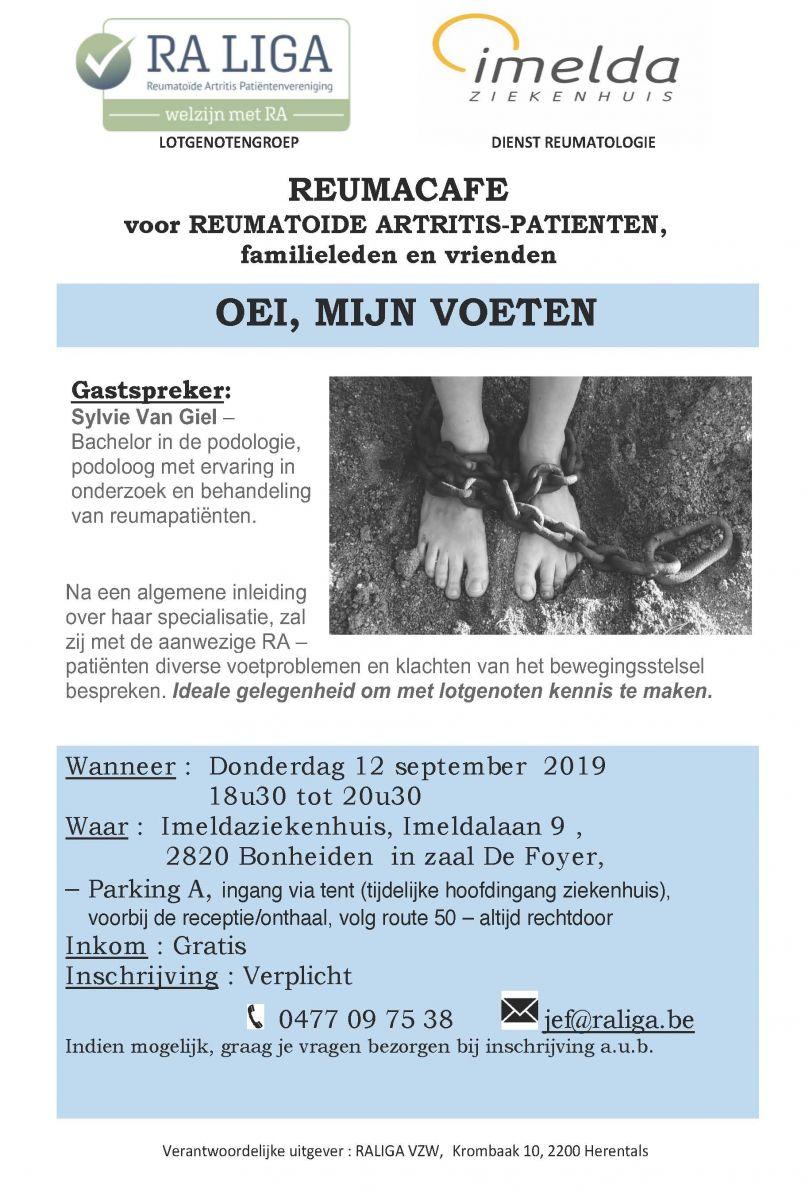 Bonheiden 12 september