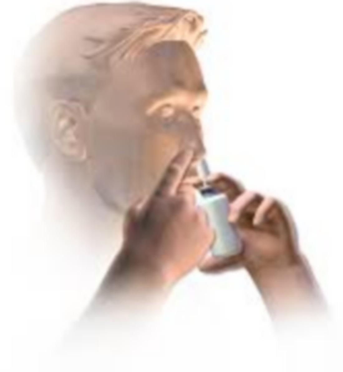 nieuwe vergoeding voor neusspray