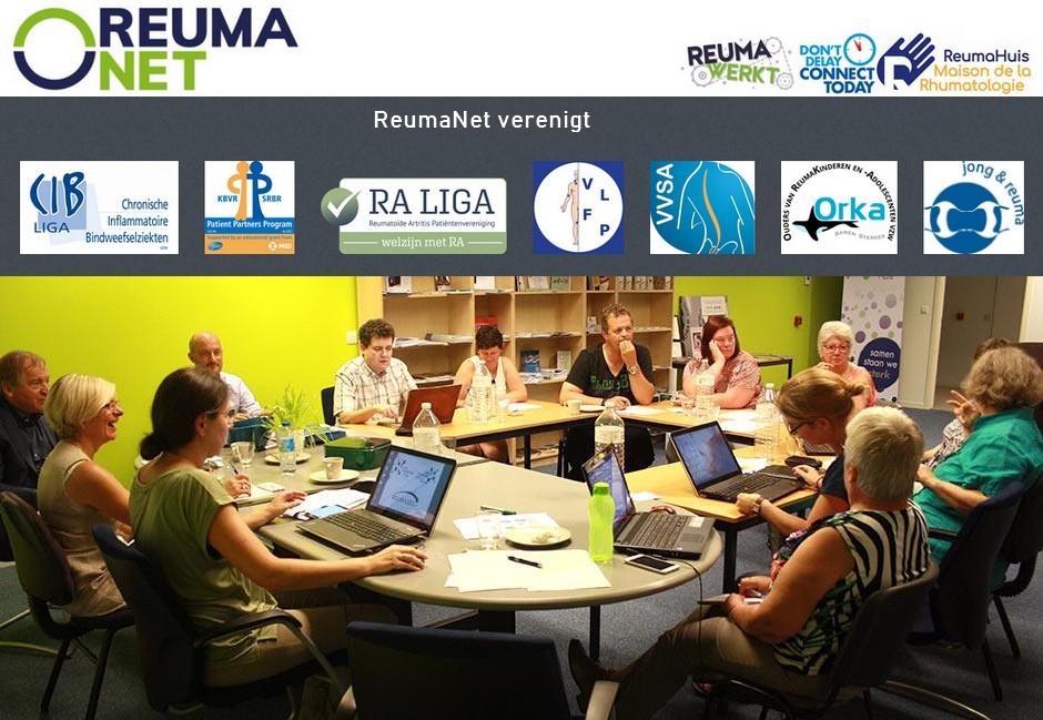samenwerking ReumaNet