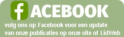 volg ons op Facebook voor updates van onze publicaties
